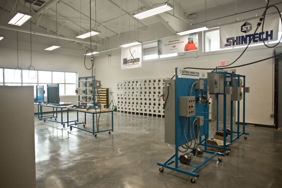 Electrical Fabrication Classroom