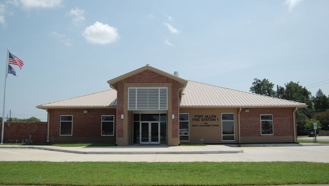 Port Allen Fire Station